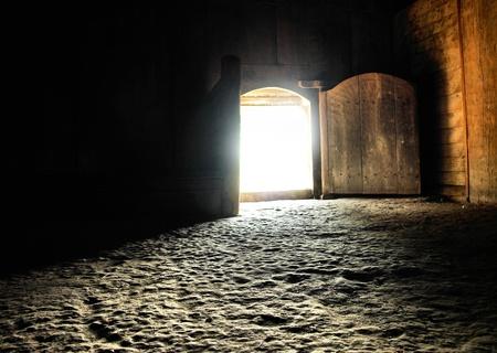 doorways: Viking home interior