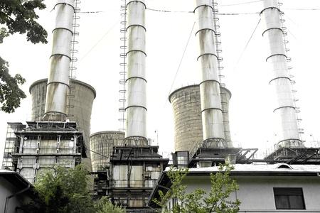 power plant in bucharest