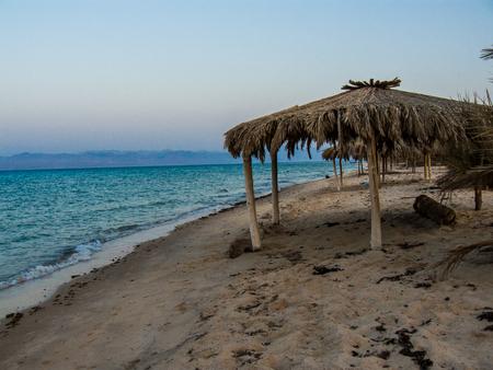 monte sinai: Vista desde el Mar Rojo en el Sinaí