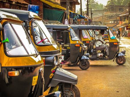 transportation in India Redakční