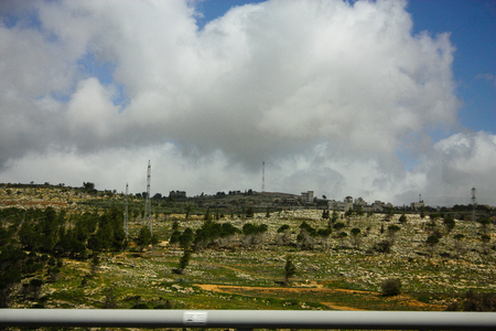 Nature and landscape from Israel