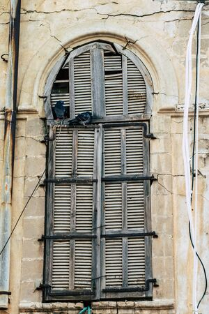 Tel Aviv Israel December 25, 2019 View of the architecture of Jaffa, the southern and oldest part of Tel Aviv in the afternoon