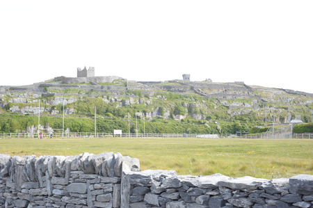 Co Galway , Ireland June 2017, The Aran Islands, Inisheer and the public park.