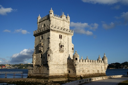 Belem Tower, Lisbon, Portugal Stock Photo - 9097927