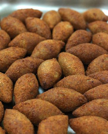 deep fried kibbeh arabic style