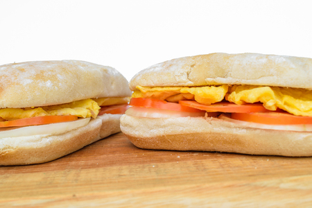 Simple and delicious sandwich Stock Photo - 103912854