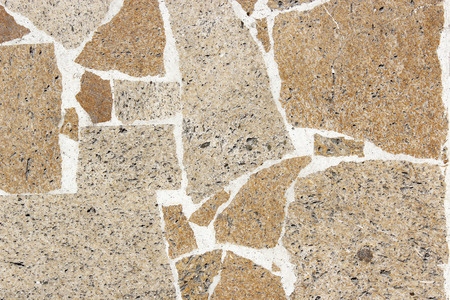 piso piedra: piso de piedra geométrica
