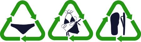 cloths: ecological summer cloths