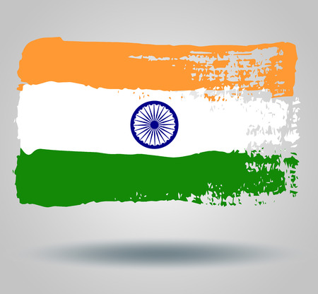 flag: Flag of India