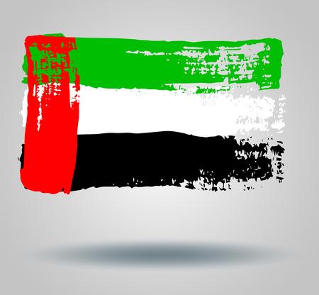 emirates: flag United Arab Emirates