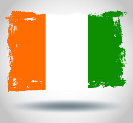 d: flag cote d ivoire