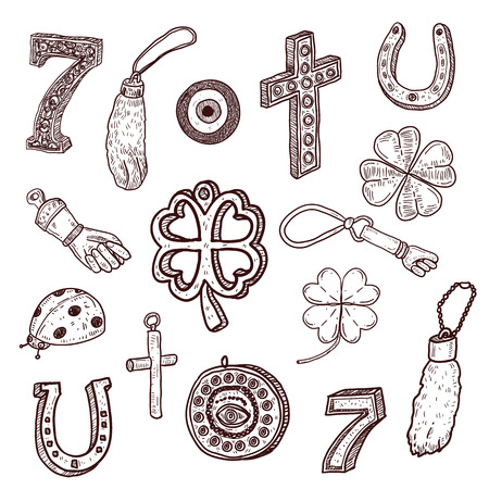 talism: establecer iconos talism�n amuleto y encanto