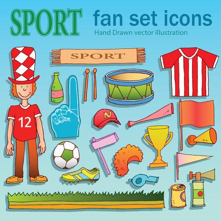 to soccer: soccer doodle