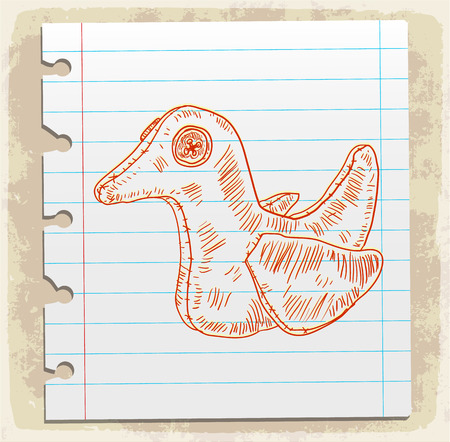 cartoon bird illustration