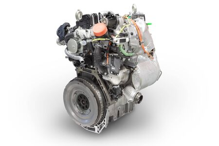 8th generation diesel engine with technology in accordance with Euro6d emissions regulations
