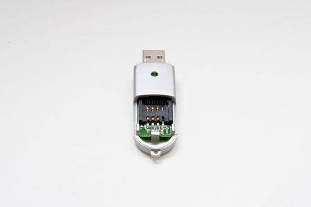 USB Reader photo