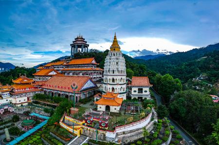 Kek Lok Si Temple, Penang Malaysia