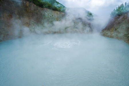 Boiling Lake Dominica Adventure