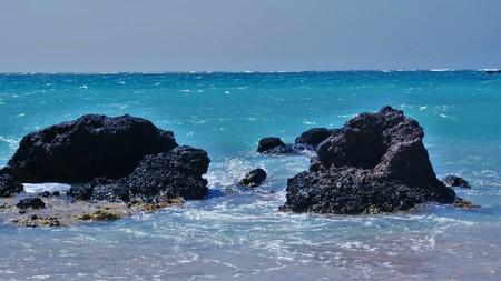 Rocky seaside