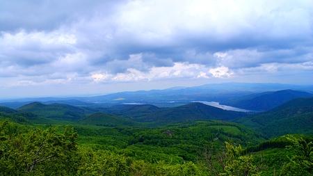 Beautiful planet landscape