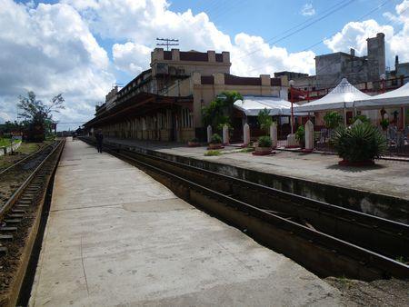 Cuba Camaquey station