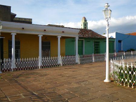 Cuba valley de los ingenios (Unesco protected) Stock Photo