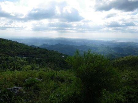 Cuba landscape Stock Photo