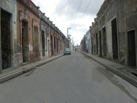 Cuba street life Stock Photo