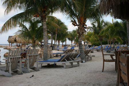 Curacao, Netherlands Antilles beach resort