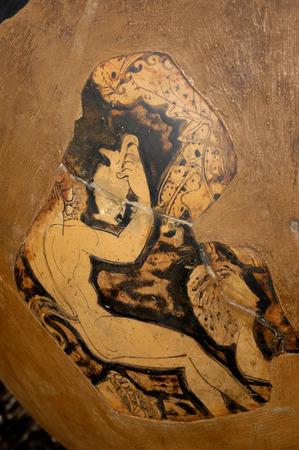 anatolian: Ancient Greek vase,