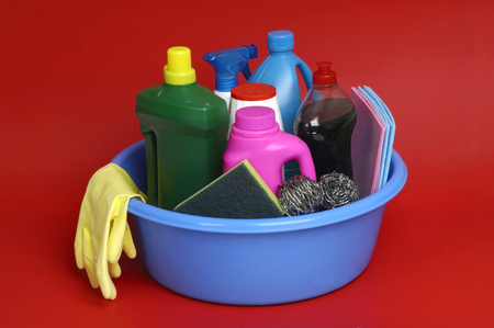 cleaning products: cleaning