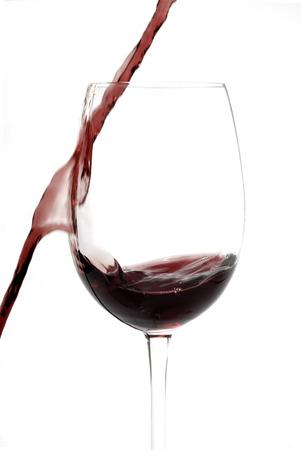 spilling: spilling wine