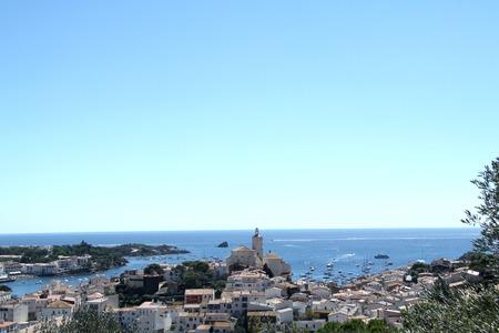 lanscape: Lanscape of Cadaques, Costa Brava, Girona, Spain,