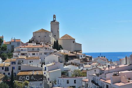 costa brava: Cadaques, Costa Brava, Girona, Spain