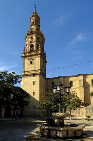 rioja: The Assumption Church, Briones, La Rioja, Spain