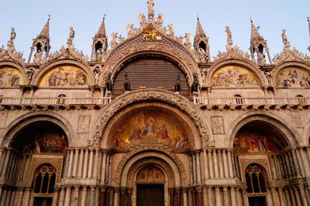 marco: Basilica de San Marco, Venice, Italy,