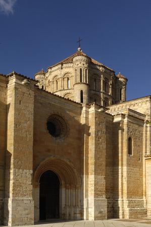 collegiate: Collegiate Santa Maria Maggiore, Toro, Zamora, Castile y Leon,Spain
