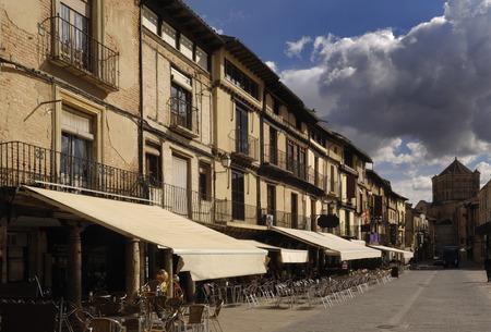 main: main square; Toro; Zamora province; Spain; Castilla y Leon,Spain