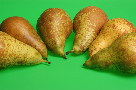 pears: pears Stock Photo
