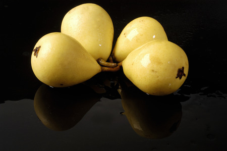 ugliness: group of pears