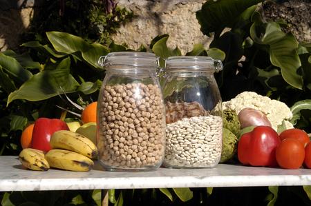 runner bean: Beans and chickpeas,
