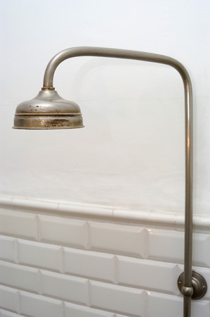 household fixture: Old-fashioned, Shower,