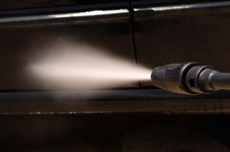 High Pressure Water Car Wash,detail