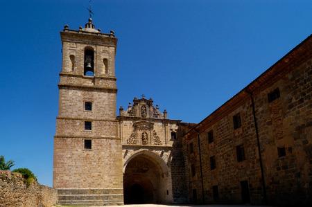 navarra: Monastery of Santa Maria de Irache, Ayegui, Navarra, Spain
