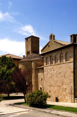 navarra: Monastery of San Salvador de Leyre, Yesa, Navarra, Spain