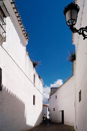 carmona: Street in Carmona, Andalusia, Spain