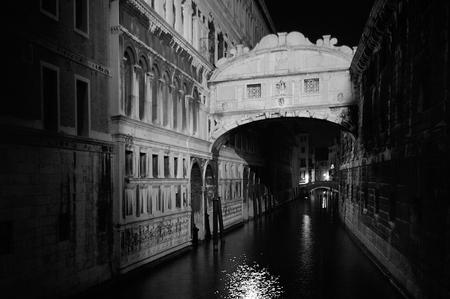 ponte: Ponte dei Sospiri Venice, Italy Stock Photo
