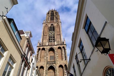 the netherlands: Domtoren, Utrecht, Netherlands,