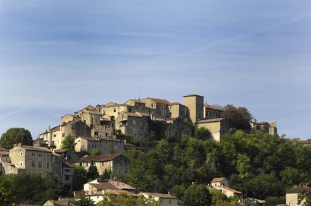 tarn: Cordes Sur Ciel (old town), Tarn, Midi Pyrenees, France