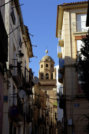 rioja: Church of Arnedo, La Rioja, Spain